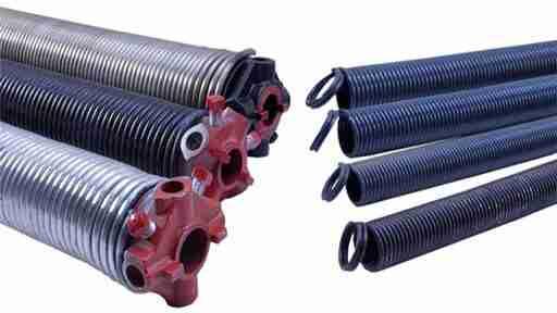 garage door torsion and extension springs