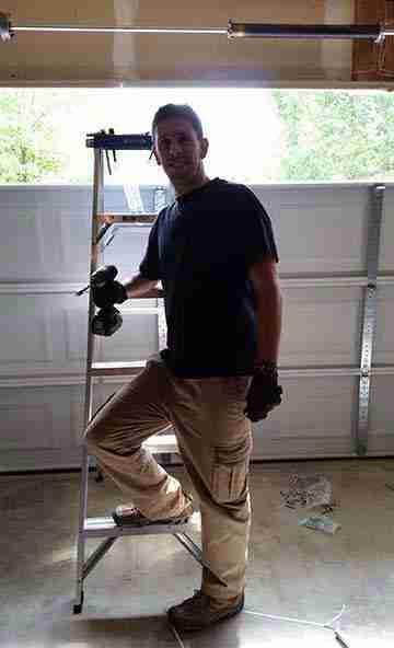 professional garage door repair services